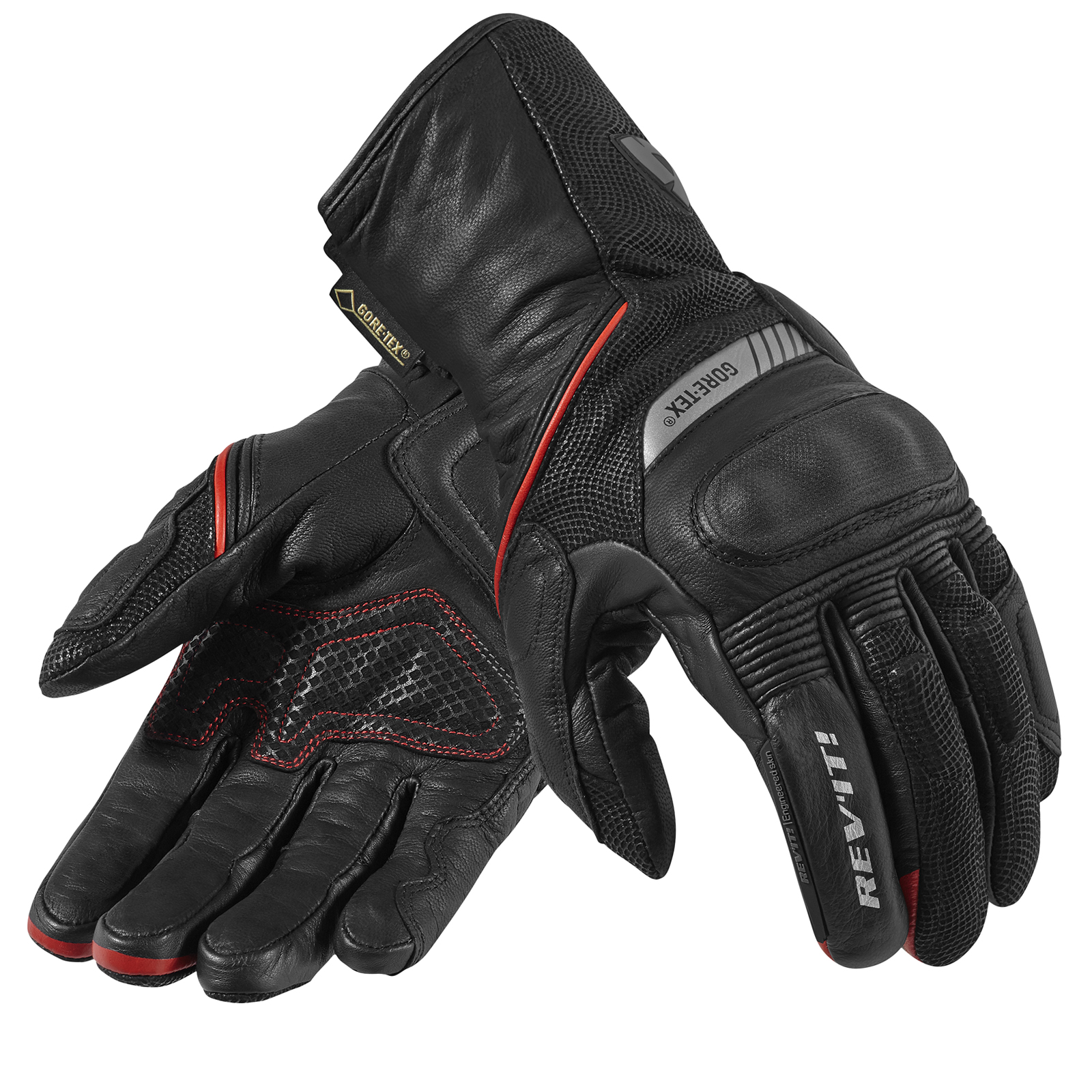 Rev'It Roadstar GoreTex Motorcycle Gloves - Gloves ...