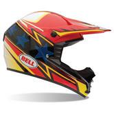 Bell SX-1 Apex Motocross Helmet