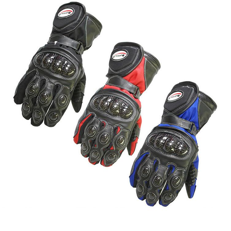 Buffalo Storm Motorcycle Gloves