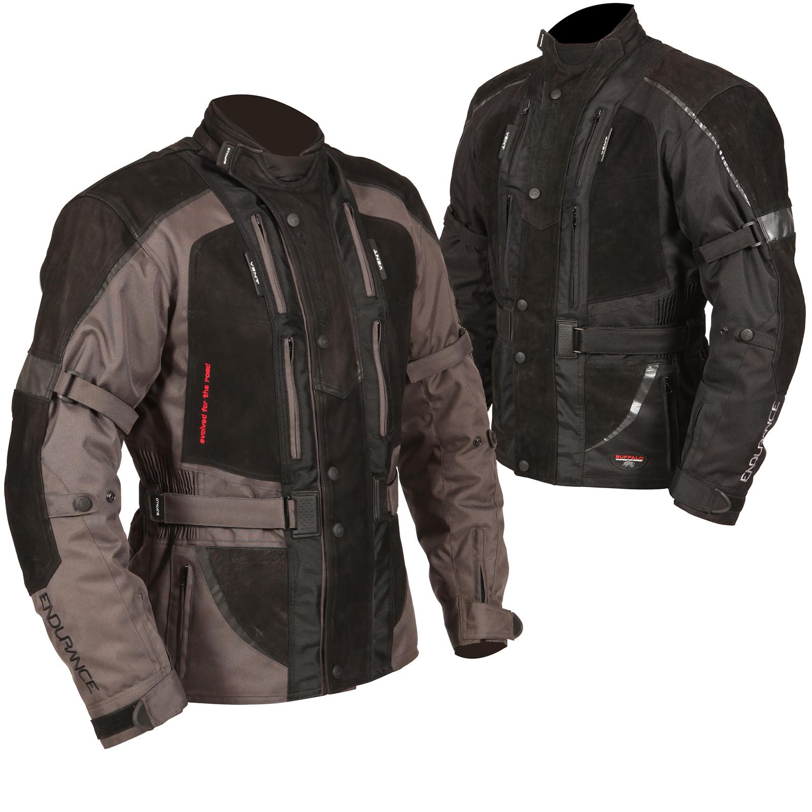 Buffalo Endurance Motorcycle Jacket Jackets Ghostbikes Com