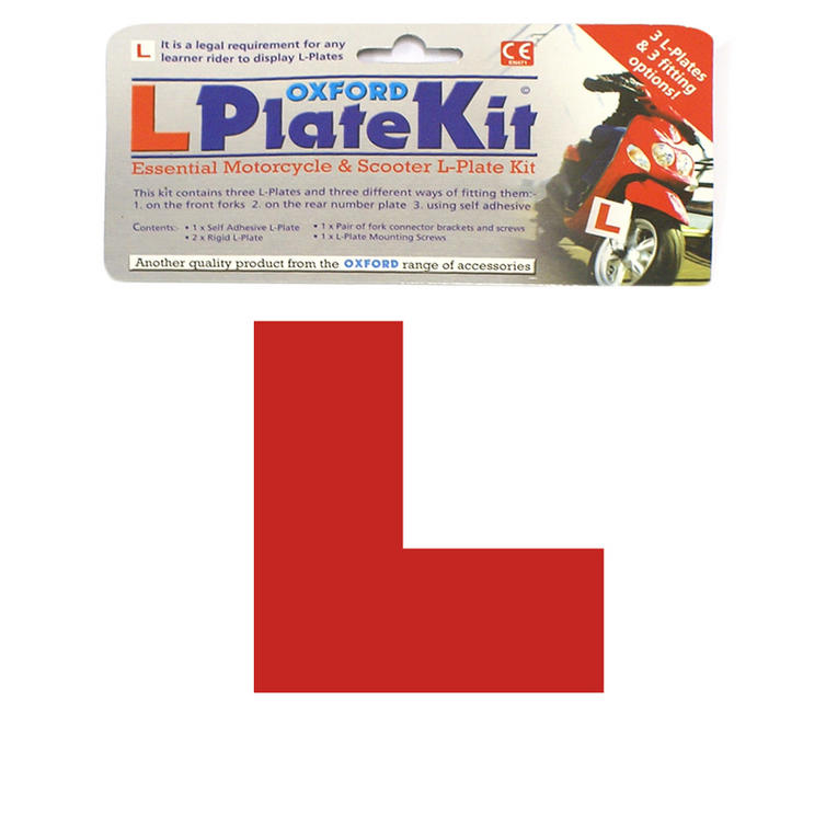Oxford L Plate Kit (OF734)