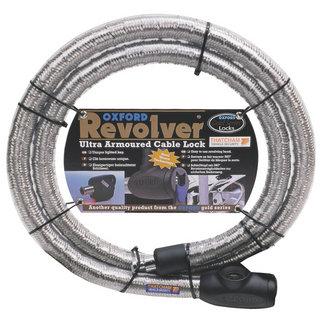 Oxford Revolver Cable Lock 1.8m