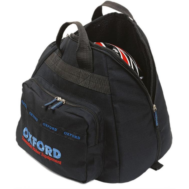eecfb22e10 Oxford Deluxe Fleece Lined Helmet Bag - Accessories - Ghostbikes.com