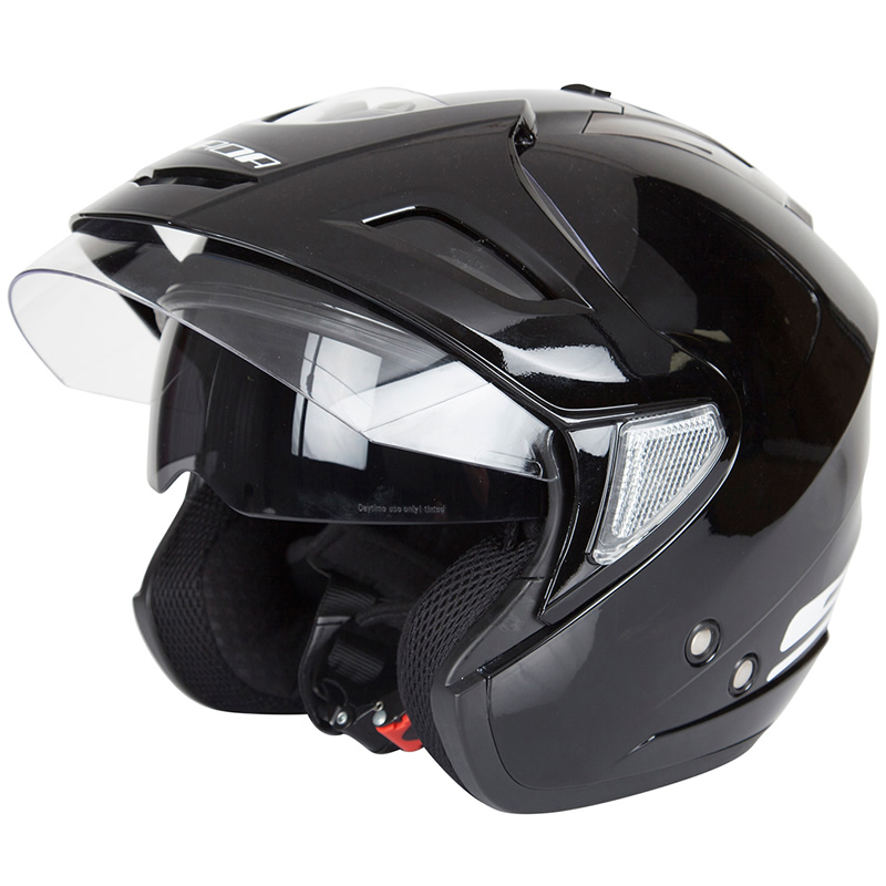 SPADA-RP388-OPEN-FACE-MOTORCYCLE-MOTORBIKE-SCOOTER-MOPED-CITY-HELMET-WITH-VISOR