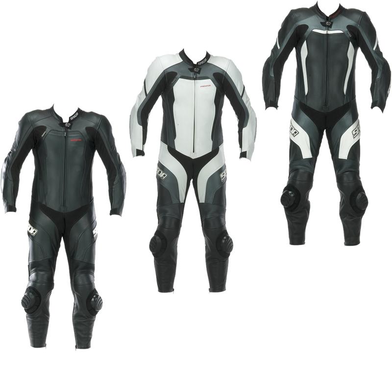 Spada Predator 1 Piece Leather Motorcycle Suit Spada