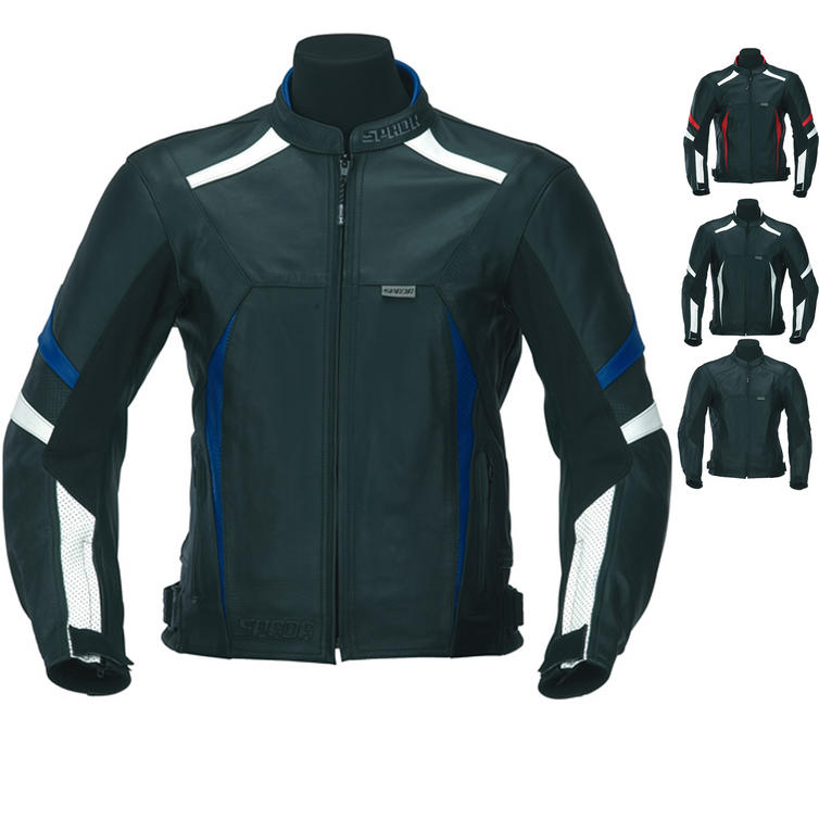 Spada Pro Tour Leather Motorcycle Jacket
