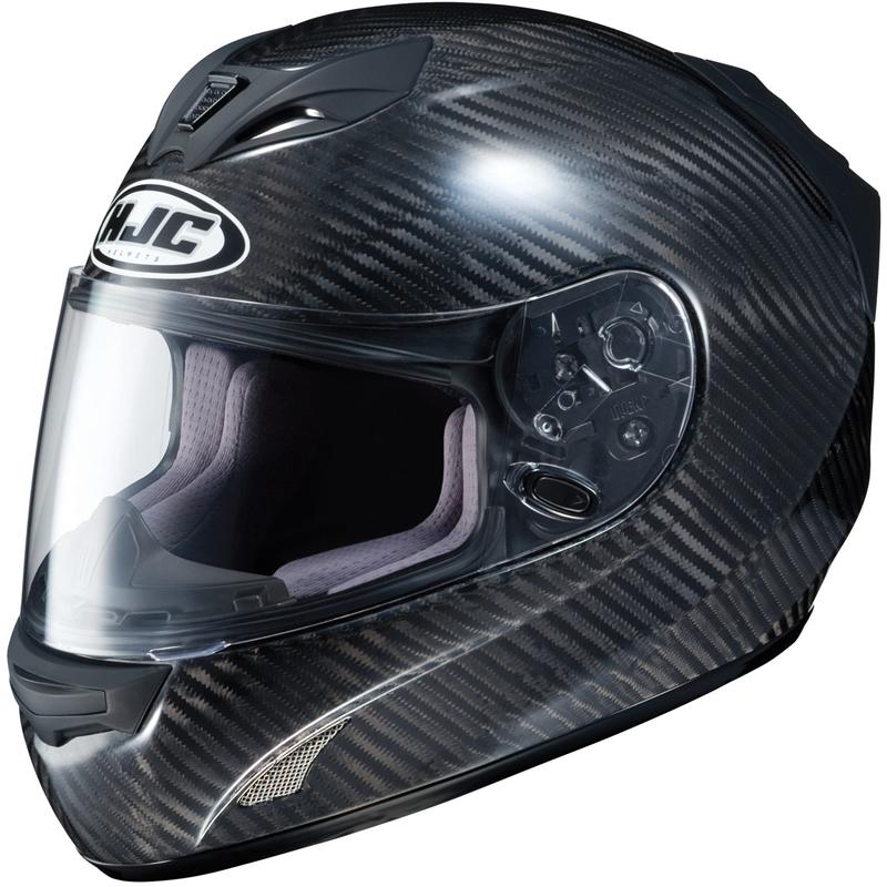 hjc fg 15 carbon motorcycle helmet full face helmets. Black Bedroom Furniture Sets. Home Design Ideas