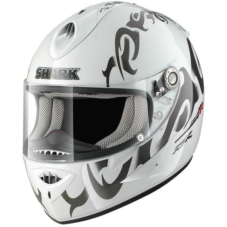 429acc65 Shark RSR2 Absolute Motorcycle Helmet - Full Face Helmets - Ghostbikes.com