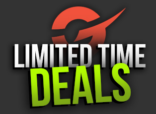 Limited Time Deals