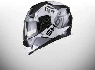 Full Face Motorcycle Helmets for Bikers