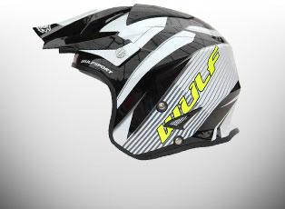 Trials Helmets - Gas gas helmets | free style helmets -