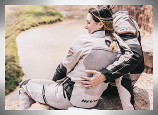 Ladies' Motorcycle Gear - Ladies' Helmets | Ladies' Boots | Ladies' Gloves | Ladies' Jackets