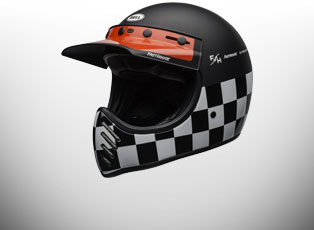 Moto-3 Helmets