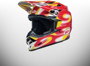 Moto-9 Helmets