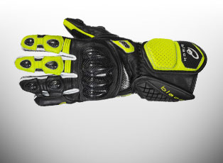 BLACK™ Motorcycle Gloves for Bikers