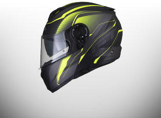 BLACK™ Motorcycle Helmets for Bikers - Free Delivery & Returns
