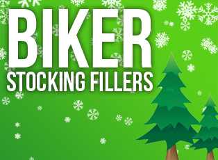 Biker Stocking Fillers