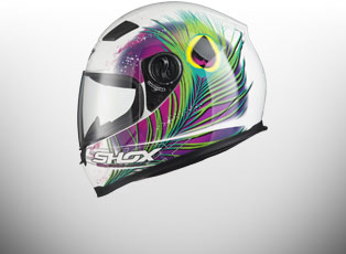 Ladies' Motorcycle Helmets - Ladies' Motorcycle Helmets | Womens' Scooter Helmets