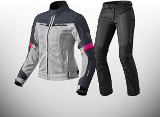 Ladies' Motorcycle Kits & Bundles - Ladies' Motorbike Kit | Ladies' Biker Gear | Ladies' Jacket and Trousers