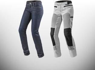 711f6c73a3bf6 Ladies' Motorcycle Trousers - Ladies' Motorbike Trousers | Ladies ...