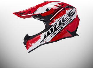 Wulfsport Helmets - Motocross | Trials | Dual Sport Helmets | Wulf Arena on sale -