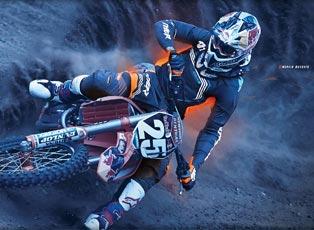 Motocross Body Armour - MX Protection | Moto X Support | DirtBike Braces -