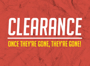 CLEARANCE MOTORCYCLE & MOTOCROSS DEALS