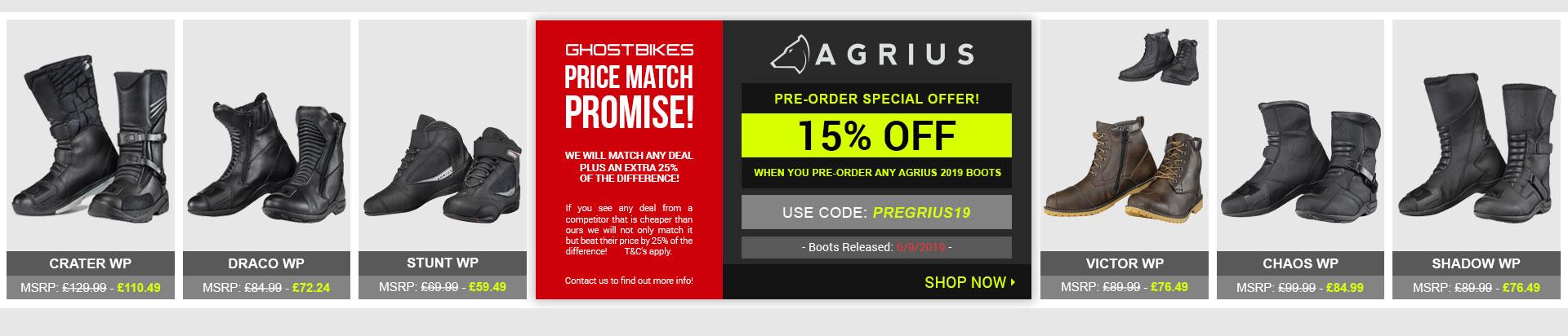 Agrius Pre Order