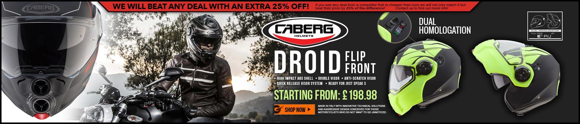 Caberg Droid