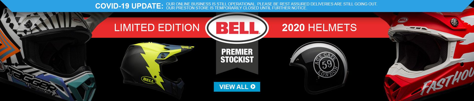 Bell 2020 Helmets
