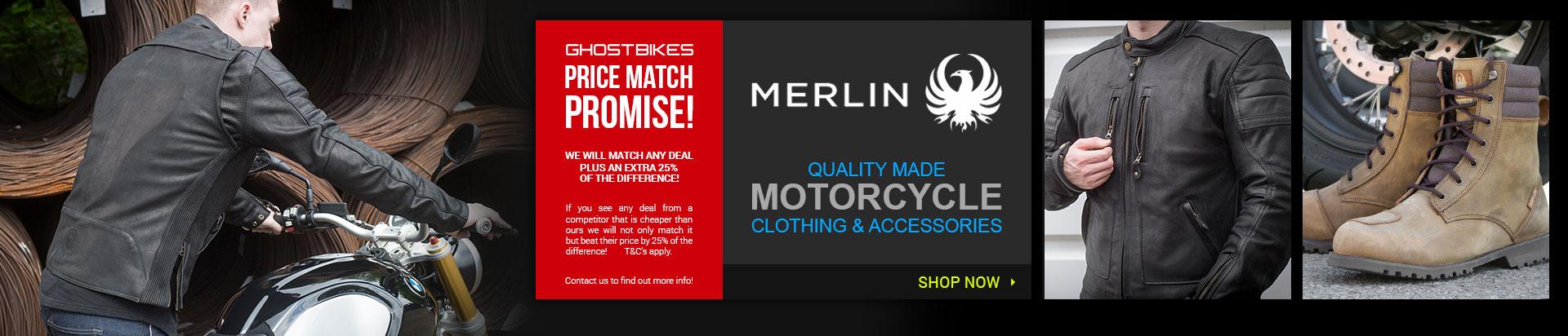 Merlin Gear