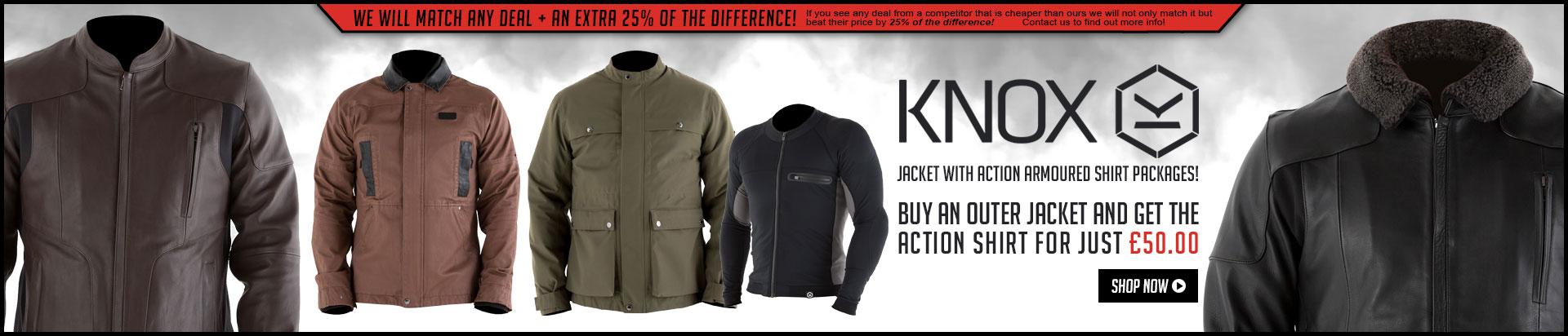 Knox Jackets