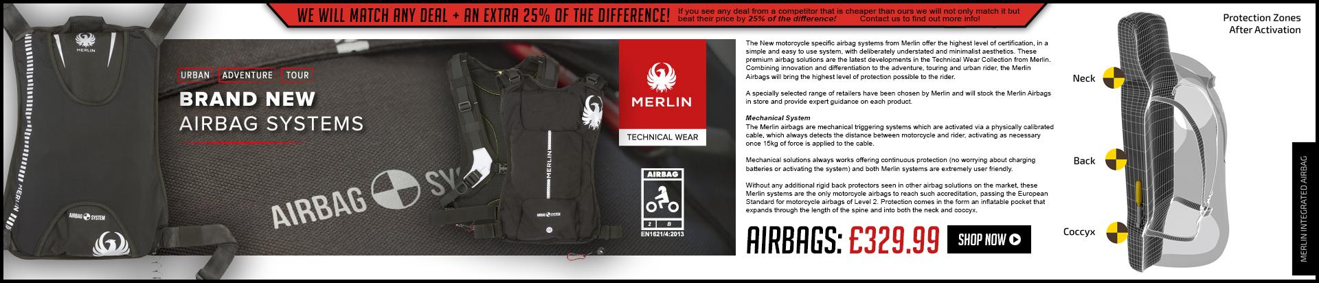 Merlin Airbags