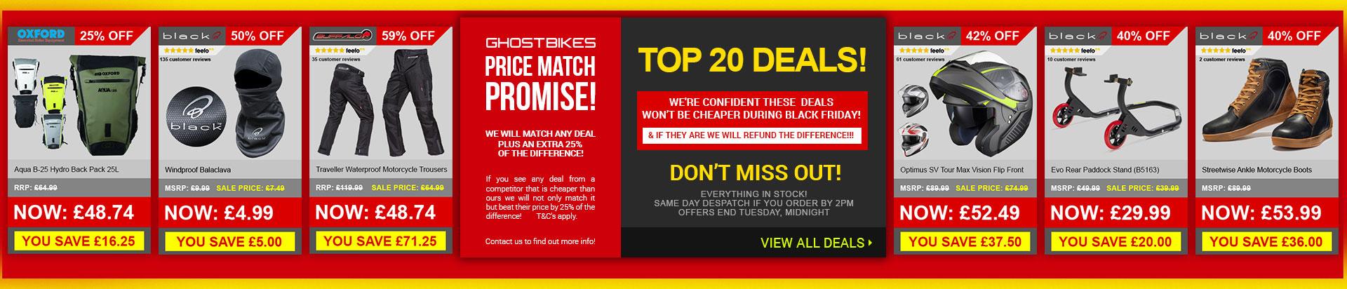 Top 20 Deals