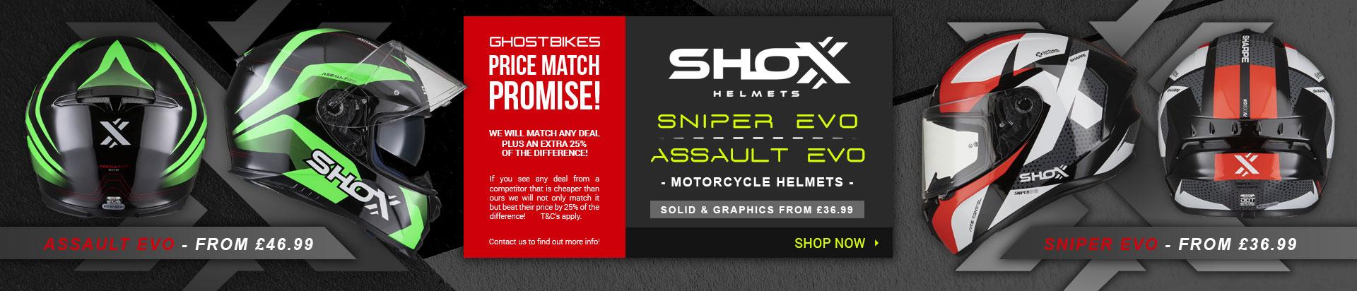 Shox Helmets