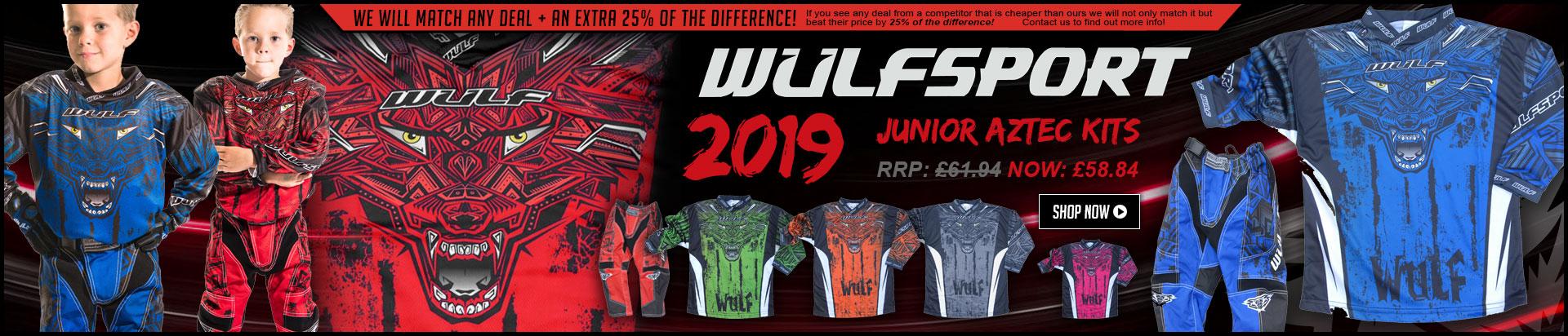 Wulf Aztec Kits