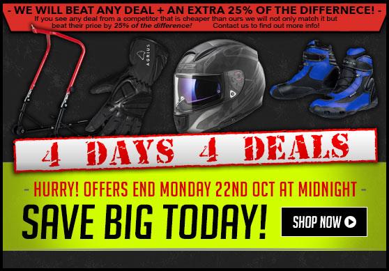 4 days 4 deals
