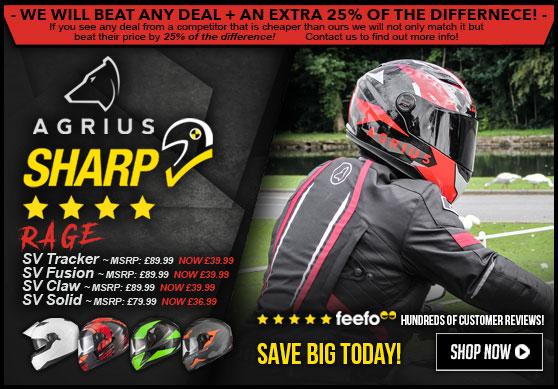 Agrius SV Helmets