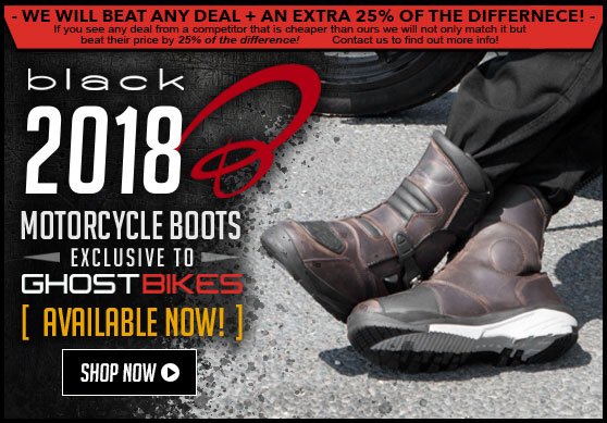 Black 2018 Boots