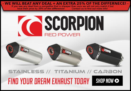 Scorpion Exhausts