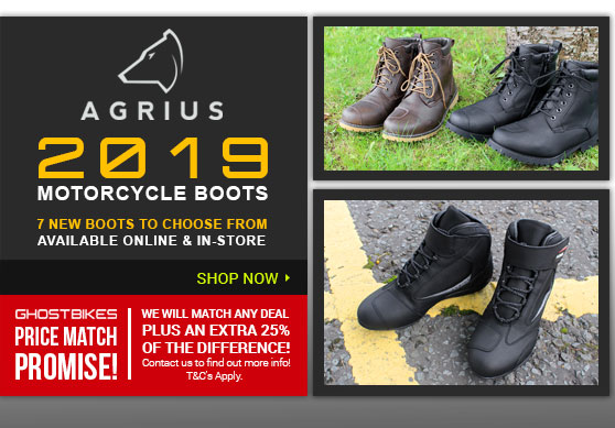 Agrius Boots