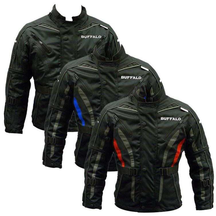 7a6f07384d4 Buffalo Jago Kids Textile Jacket - Jackets - Ghostbikes.com