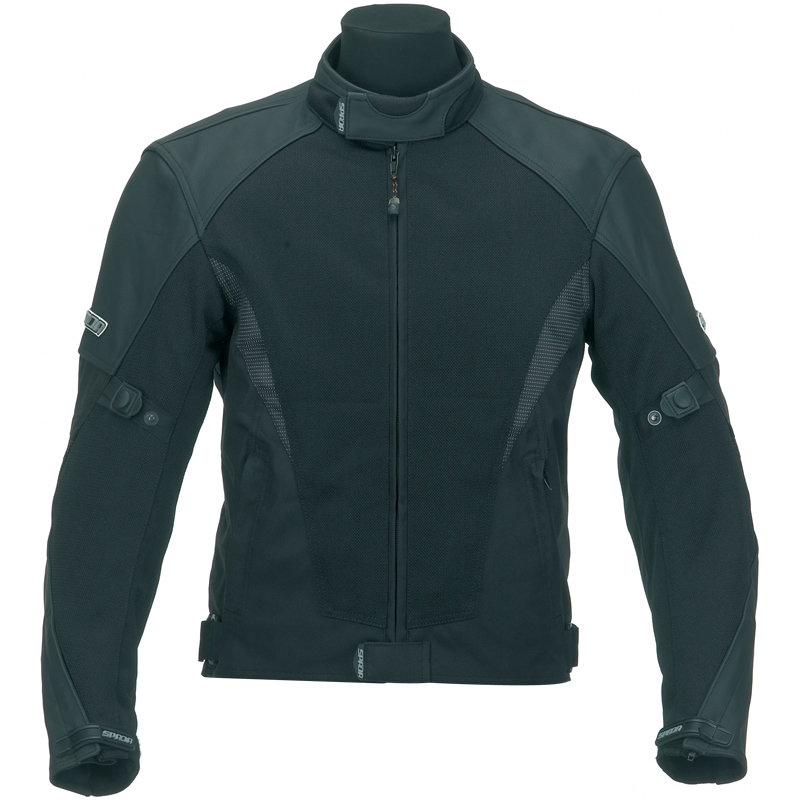 motorcycle Mesh jackets leather