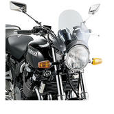 Givi Universal Smoked Motorcycle Screen (A200)