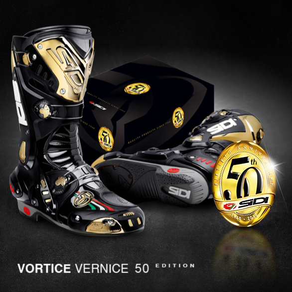 Sidi Vortice Vertice 50 Edition Boots
