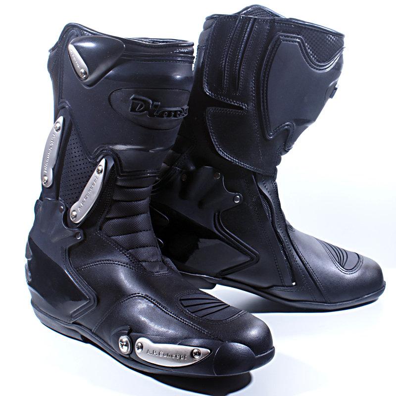 Teknic Hurricane Boots (Alloy Slider)