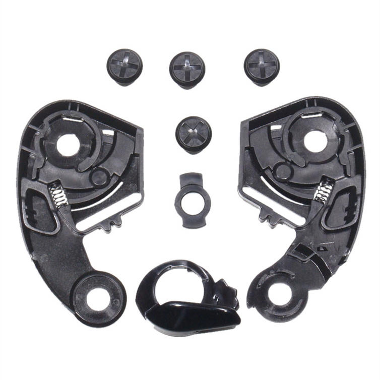 Shoei QRV Full Set Base Plate Kit for CX-1V Visor
