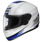 Shoei Qwest Paragon Motorcycle Helmet
