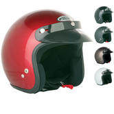 Spada Open Face Motorcycle Helmet