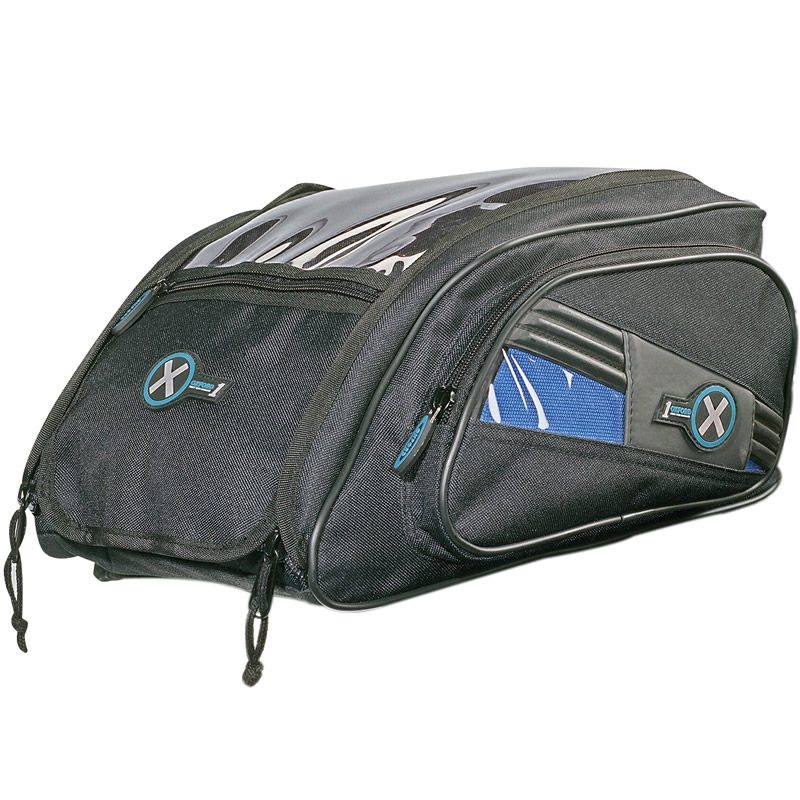 Oxford First Time Strap-On Motorbike Tank Bag - Tankbags -1731
